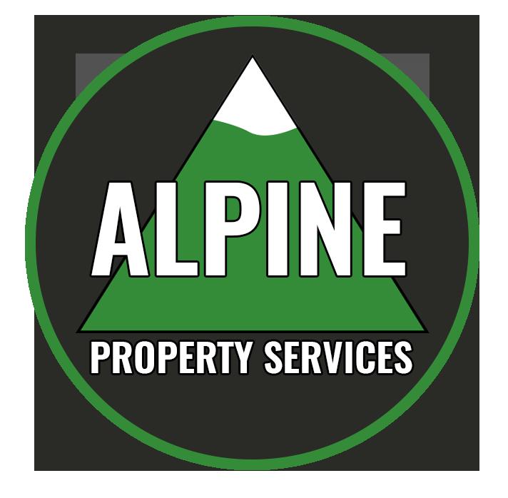 The Alpine Property Services logo